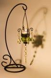 волшебство свечки Стоковое фото RF