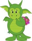 волшебство сказки дракона Стоковые Фотографии RF