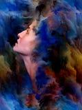 Волшебство эмоций Стоковое Фото