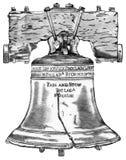 вольность колокола Стоковое фото RF