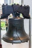 Вольность колокол Филадельфия стоковое изображение