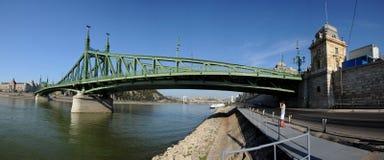 вольность моста стоковое фото rf