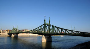 вольность моста стоковая фотография rf