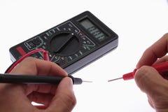 вольтамперомметр стоковые изображения rf