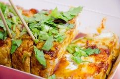 Вонючее тофу Стоковая Фотография RF