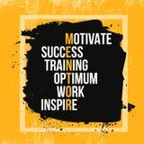 Воодушевляя цитата мотивировки о менторе Плакат и футболка оформления вектора конструируют, оформление офиса огорчено иллюстрация вектора