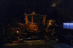Вооружение на королевском дворце в Стокгольме, Швеции стоковые фото