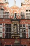 вооружение gdansk большой Стоковые Фото