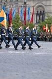 вооруженное федерирование принуждает русского Стоковое Изображение