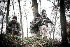Вооруженные силы страны Стоковые Изображения RF