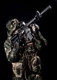 Вооруженные силы страны Стоковое Фото
