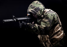 Вооруженные силы страны Стоковые Фото