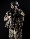 Вооруженные силы страны Стоковое Изображение