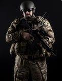 Вооруженные силы страны Стоковые Фотографии RF