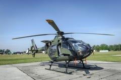Вооруженные силы страны EC 135 немецкие Стоковые Изображения