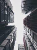 Воодушевленность архитектуры Стоковые Фото
