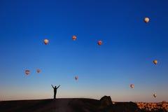 Воодушевленность и перемещение Стоковое Фото