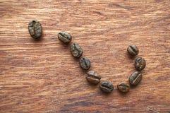 Вопрос о кофе Стоковая Фотография RF