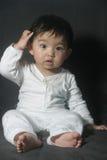 вопрос о младенца Стоковое Изображение RF