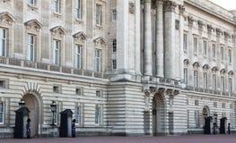 дворец Англии london buckingham Стоковое Фото