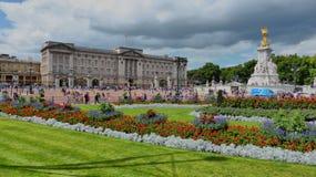 дворец Англии london buckingham Стоковые Изображения