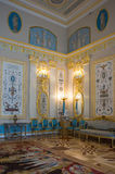 дворец интерьера Кэтрины Стоковое Изображение