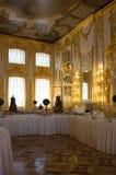 дворец интерьера Кэтрины Стоковое Фото