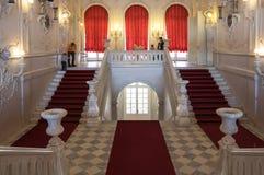 дворец интерьера Кэтрины Стоковые Фото