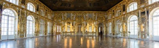 дворец интерьера Кэтрины Стоковое Изображение RF