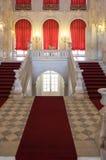дворец интерьера Кэтрины Стоковая Фотография