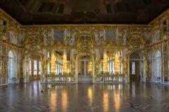 дворец интерьера Кэтрины Стоковые Изображения RF