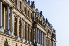 дворец королевский versailles Франции замока известный Стоковая Фотография RF