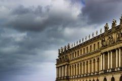 дворец королевский versailles Франции замока известный Стоковое Изображение