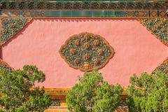 дворец соотечественника музея Пекин стоковые изображения