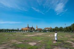 дворец Таиланд bangkok грандиозный стоковая фотография rf