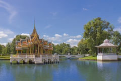 дворец Таиланд PA челки Стоковые Фотографии RF