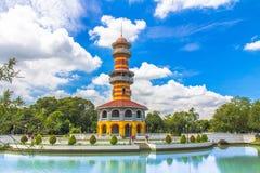 дворец Таиланд PA челки Стоковая Фотография