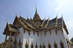 дворец bangkok грандиозный Стоковое фото RF