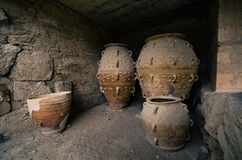 дворец knossos Крита стоковые фото