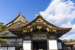 дворец ninomaru nijo замока Стоковые Фотографии RF