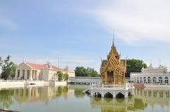 дворец PA челки королевский Стоковая Фотография RF