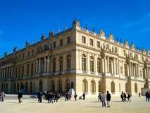 дворец versailles Стоковое Изображение RF