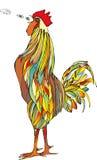 ворона крана Стоковые Фото