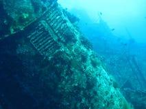 Воронка развалины Giannis d стоковое изображение