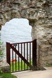 Ворот к морю Стоковые Изображения RF