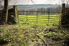Ворот к неизвестному стоковые фотографии rf