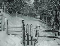 Ворот к нигде Стоковое Изображение