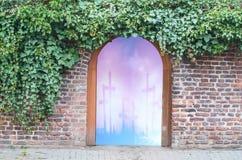 Ворот к раю стоковое фото
