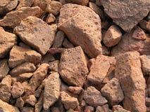Ворох камней Стоковые Изображения