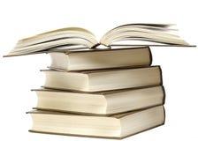 Ворох книг Стоковые Фото